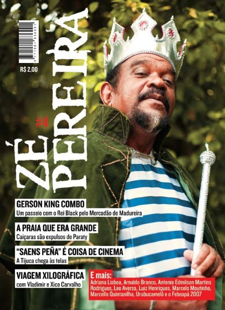 bd443bf84e74 R$ 2,00 - Revista Zé Pereira