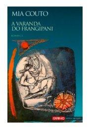 A varanda do Frangipani - PDF Leya