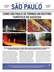 COMO SÃO PAULO SE TORNOU UM DESTINO TURíSTICO DE ...