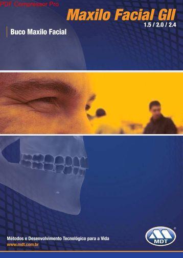 Maxilo Facial GII - Criticare - Produtos Cirúrgicos Ltda