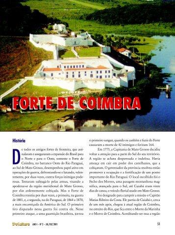 Forte de Coimbra - FunCEB