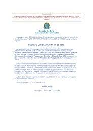 Tratado entre Brasil e Paraguai em 26/04/1973 - Aneel