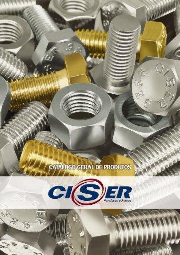 Catálogo Geral de Produtos - Ciser