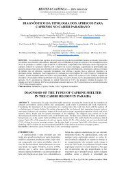 Baixar este arquivo PDF - Revista Caatinga - Ufersa