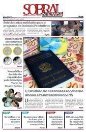 ler o jornal - Faculdades INTAEaD