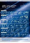Angebots-Formular MALBA Metall-Kantteile - Page 2