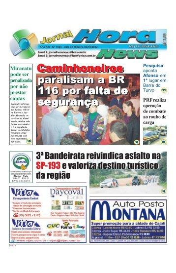 Caminhoneir Caminhoneir Caminhoneir ... - Jornal Hora News