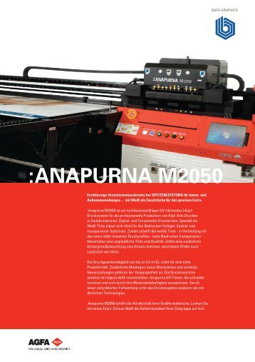 :AnApurnA M2050 - Baumann-gruppe.de