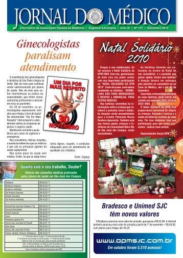 Natal Solidário - Associacao Paulista de Medicina Sao Jose dos ...