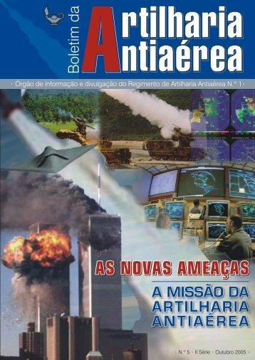 Boletim Antiaerea 2005.pdf - Exército