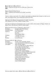 Regras do jogo - CBBS Brasil Confederação Brasileira de Beach ...