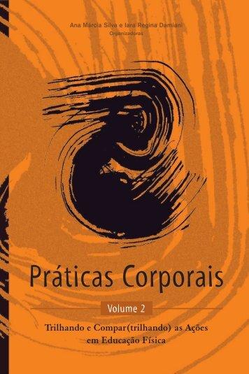 Práticas Corporais - Volume 2 - Ministério do Esporte