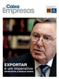 EXPORTAR é um imperativo - Económico