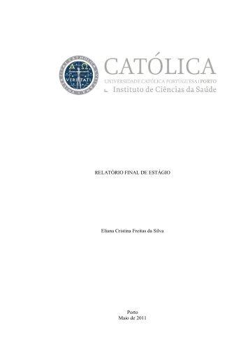 relatório final 2.pdf - Universidade Católica Portuguesa