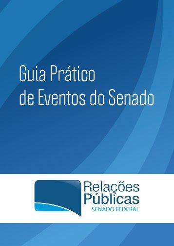 Guia de Eventos - Senado Federal