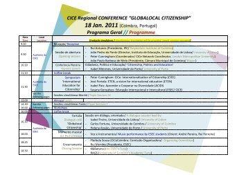 CiCe Programme - ESEC