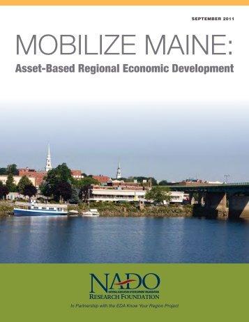 Asset-Based Regional Economic Development - NADO.org
