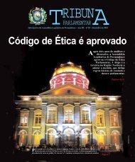 Tribuna Parlamentar Dezembro/2003 - Assembleia Legislativa do ...