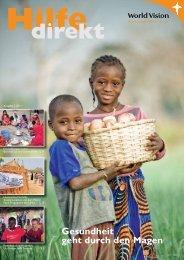 Hilfe Direkt Herbst 2011 - World Vision Schweiz