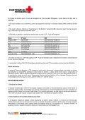 Actualização - Cruz Vermelha Portuguesa continua a responder ao - Page 3