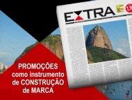 O EXTRA é... - Instituto de Prensa