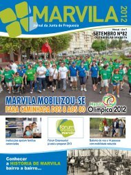 MARVILA MOBILIZOU-SE - Junta de Freguesia de Marvila