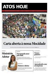 Carta aberta à nossa Mocidade - Lagoinha.com