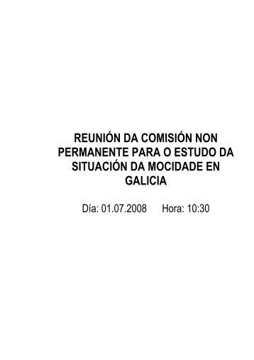 Documentación - Parlamento de Galicia