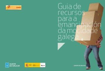 Guia de recursos para a emancipación da mocidade galega