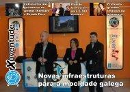 Novas infraestruturas para a mocidade galega - Xunta de Galicia