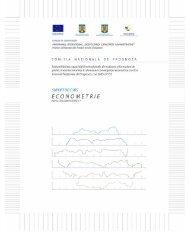 Suport de curs Econometrie – nivel de complexitate 1
