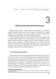 Cap 3 Dinamica proceselor decizionale de grup - Effective Decisions