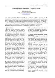 Dan Jisa - Informatica Economica