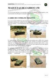 MAQUETAS DE CARROS 1/50 - ModelArmor