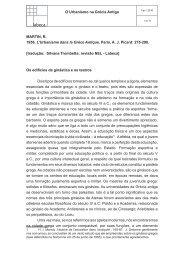 MARTIN, R. O Urbanismo na Grécia Antiga. (pdf - Labeca