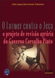 Célia Aparecida Ferreira Tolentino - Faculdade de Filosofia e ...