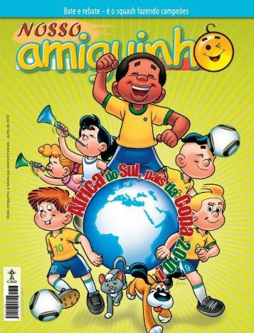 22010 NA - JUN 2010 - Revista Nosso Amiguinho