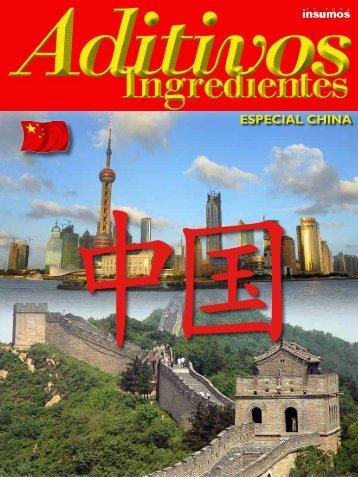 ESPECIAL CHINA - editora insumos