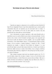 No tempo em que a Paz era uma deusa - Rotary Club Coimbra