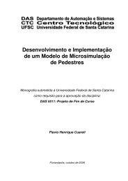 Desenvolvimento e Implementação de um Modelo de ...