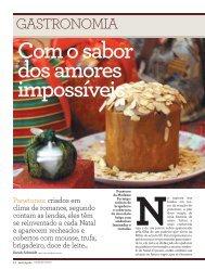 Revista Metropole 11/12/2011 - Madame Formiga