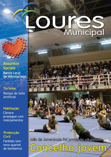 Juventude - Câmara Municipal de Loures