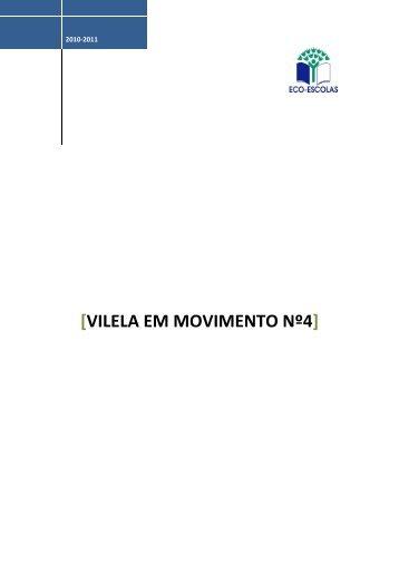 Carta de notícias n.º 4 - Escola Secundária de VILELA