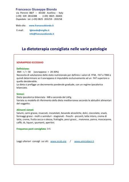 dieta ipotiroidismo frequenza pasti