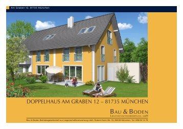 Bau & Boden Liegenschaftsverwertung mbH in München