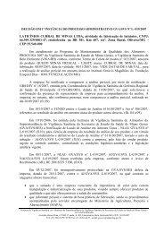 PL-019.2007 - Laticínio Curral de Minas Ltda - Secretaria de Estado ...
