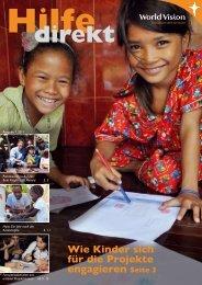 Hilfe direkt - World Vision Schweiz