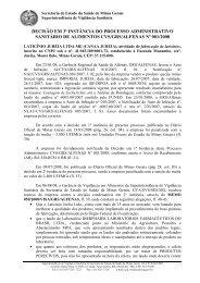 D3ªI - Laticínio Juréia _GRS ALF_ - Secretaria de Estado de Saúde ...