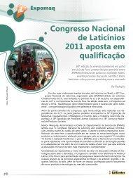 Expomaq - Revista Laticínios