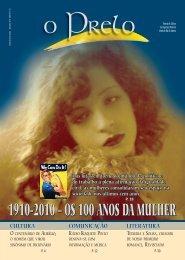 1910-2010 – OS 100 ANOS DA MULHER - Imprensa Oficial do ...